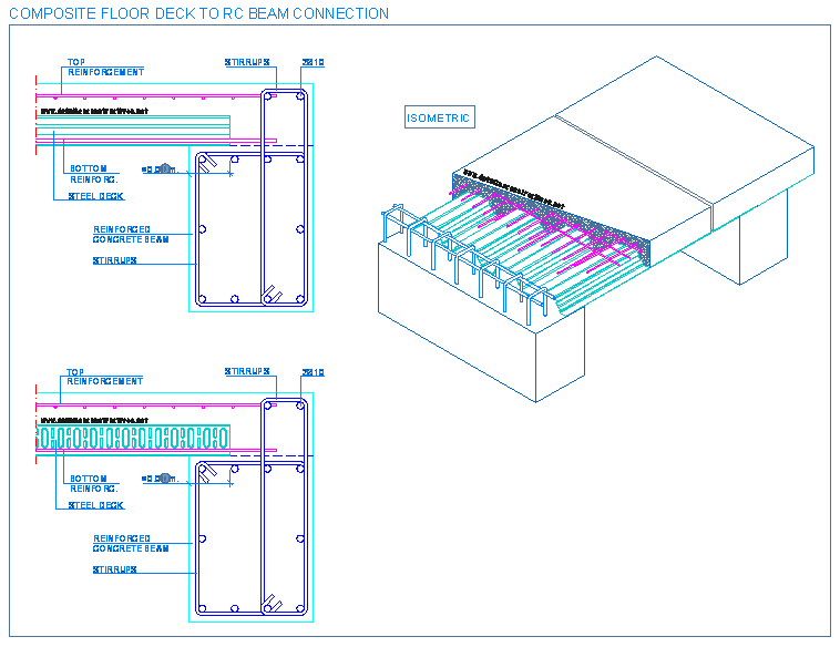 Design Of Composite Slabs And Beams With Steel Decking Pdf