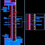 cavity_wall_section_brick_wall_dwg_masonry_brickwork_murs_creux_isolation_detail