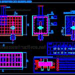 encepado_ micropilotes_cabezal_hormigon_concreto_armado_pilar_metalico_cimentaci