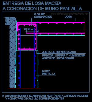 losas_maciza_forjado_muro_pantalla_hormigon_slurry_wall_concreto_viga_coronacion