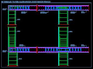 union_pilares_losa_columnas_hormigon_armado_column_flat_slab_poteaux_planchers