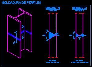 union_soldada_soldadura_columna_pilares_metalicos_penetracion_completa_cordon