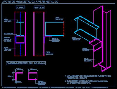 perfil_l_seat_steel_connection_beam_column_apoyo_mensula_metalica_pilar_columna