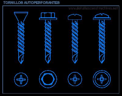 tornillos_autoperforantes_autotaladrantes_self_drilling_screw_vis_autoperceuse
