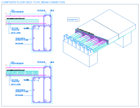 composite_steel_deck_decking_floor_slab_sheets_rc_reinforced _concrete_beam