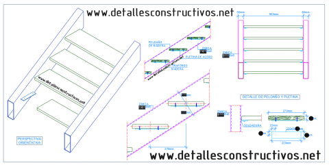 escalera_metalica_perfil_acero_zanca_peldaño_madera_tubo_rectangular_tubular_detalles_dimensiones_scala_treppe_grada_escadas_lajes_escalier_metallique_bois_acier_profil_detail