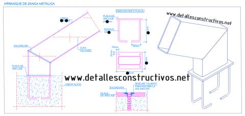 escalera_metalica_perfil_acero_zanca_viga_tubo_rectangular_arranque_placa_perno_anclaje_cimentacion_fundacion_dimension_union_scala_treppe_grada_escadas_lajes_escalier_metallique_acier_profil_detail