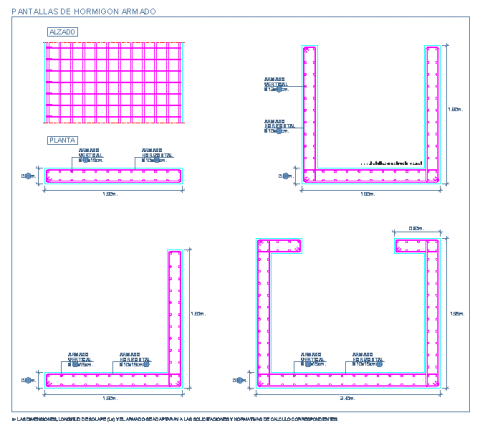 pilar_pantalla_apantallado_nucleo_hormigon_armado_reinforced_concrete_columns_dw