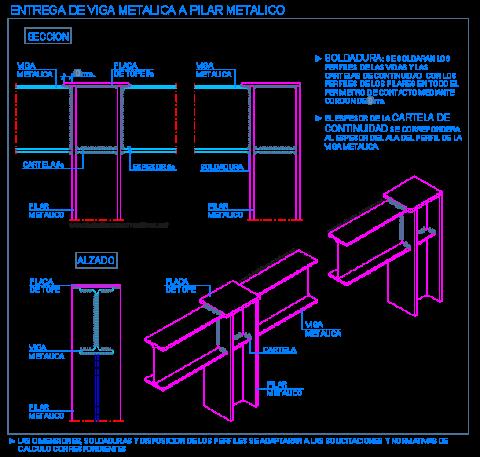 steel_connection_column_beam_union_metalica_viga_pilar_soldadura_perfis