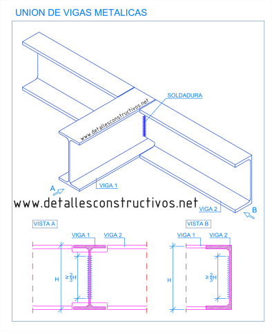 union_perfil_ipe_upe_canal_viga_metalica_acero_estructura_soldadura_conexion_poutre_assemblage_soude_profile_metallique_acier_structure__ligaçao_aço_soldas_nodo_collegamento_travi_acciaio_dwg