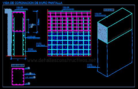 viga_coronacion_muros_pantalla_tabique_hormigon_armado_concreto_contencion_retencion_slurry_diaphragm_rc_wall_cap_beam_top_capping_ecrans_beton_paredes